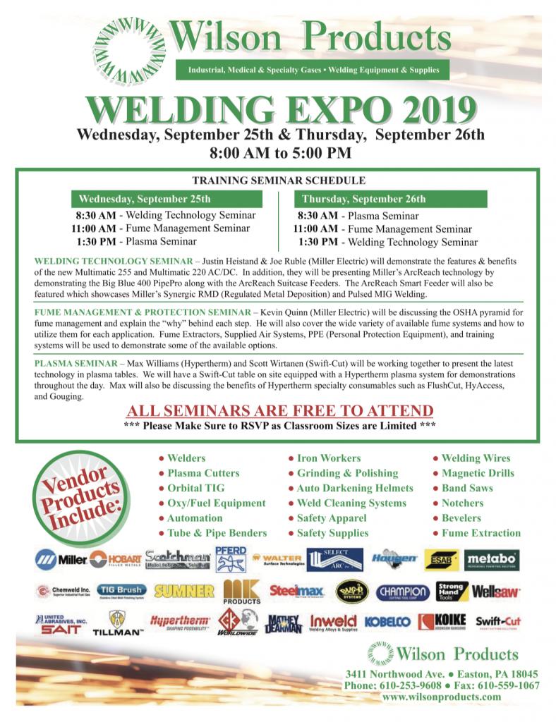 Welding Expo 2019