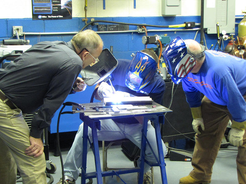 Training and Demonstrations at Wilson Products